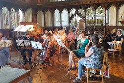 Norfolk-Camerata at Blakeney 7