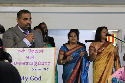 Pastor Thasan Bethany Church