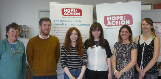 Hope Into Action TeamCF