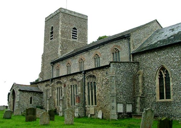 Marsham church 600AT