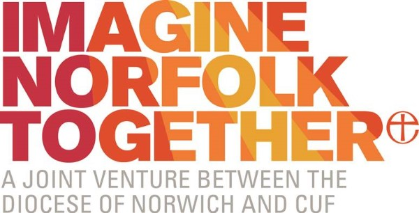 Imagine Norfolk Together logo
