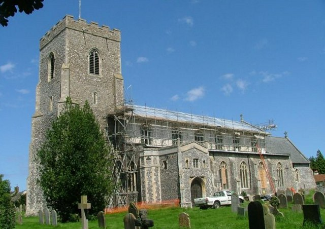 Ludham church 640AT