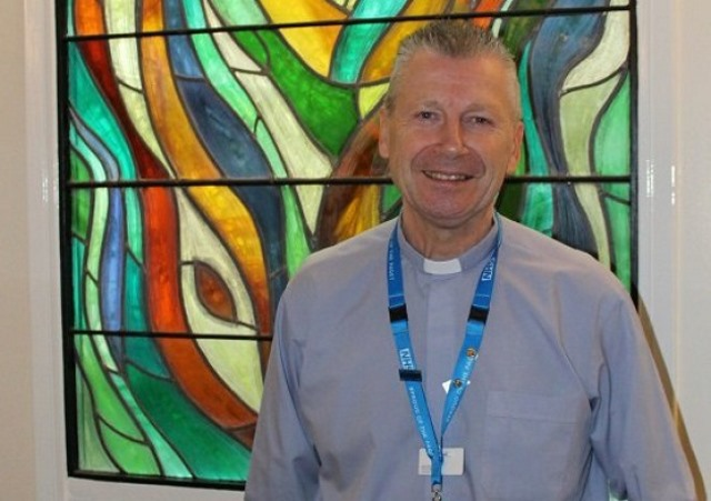 Alan Palmer Gorleston chaplain
