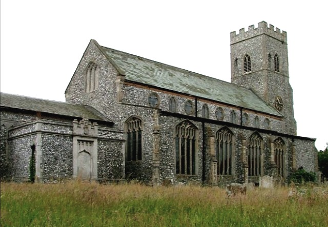 All Saints Upper Sheringham 64