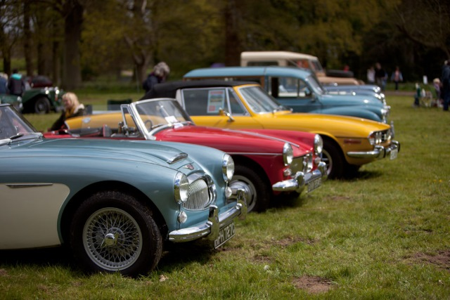 Holkham fun run cars 2018 640C