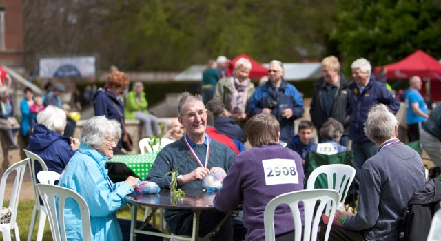 Holkham fun run picnic 2018 64
