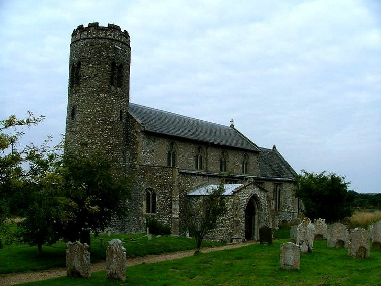 Roughton Church 750AT