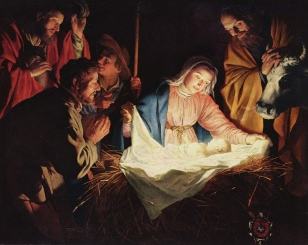 christmas nativity 750pb