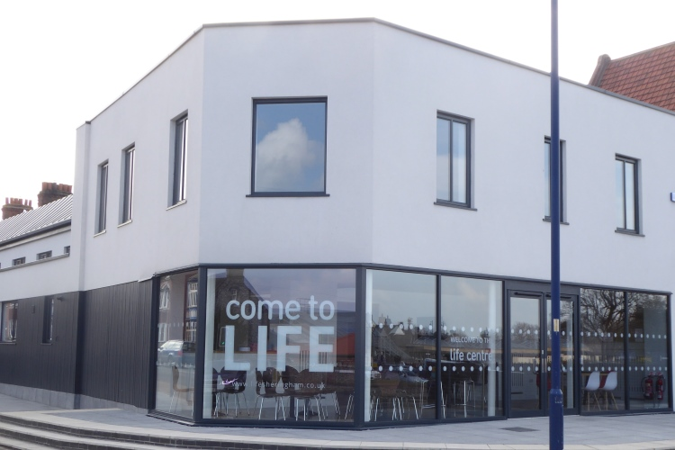 Life Church Sheringham 750AT