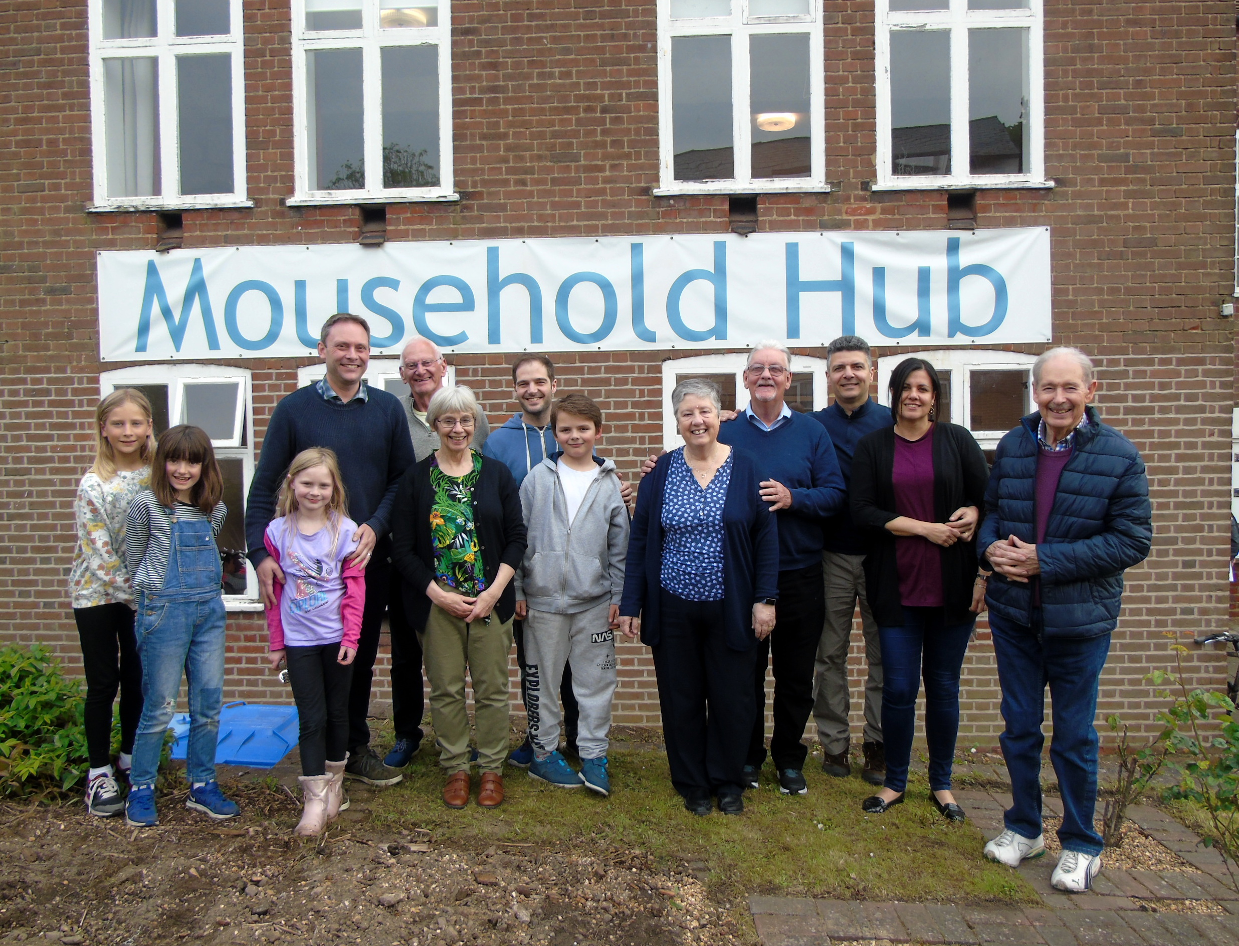 Mousehold Hub group