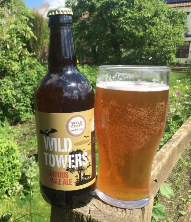 Aylsham wild tower beer 620CF
