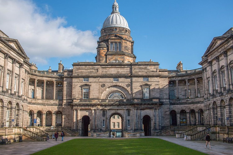 University of Edinburgh 750WC